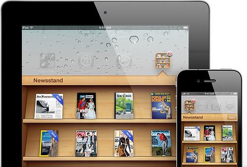 Quioscos en IOS5 para iPad y Iphone